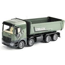 Самосвал <b>радиоуправляемый Zhoule Toys</b> «CityTruck» 1:24 - 553 ...