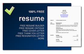 professional resume  amp  cover letter writing servicescreate your free resume online now   click below