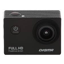 Купить <b>Видеорегистратор Digma FreeDrive Action</b> Full HD (ACT ...