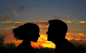 Image result for man and woman romantic