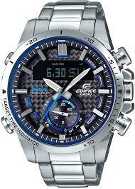 Casio Edifice :: <b>Мужские часы Casio</b> Edifice <b>ECB</b>-800D-1AEF ...