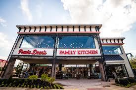 deen stores restaurants kitchen island:  pdfk exterior