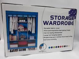 Мобильный тканевый <b>шкаф Storage Wardrobe</b>, цена 43 руб ...