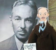 e b white doll miniature author of charlotte s web 128270zoom