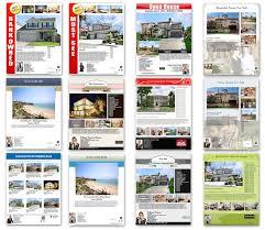 real estate marketing templates  samples  real estate flyers for  real estate flyer templates volume 2