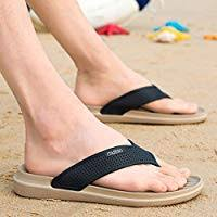 Staron <b>Men</b> Summer <b>Fashion</b> Casual Shoes <b>Solid</b> Beach Sandal ...