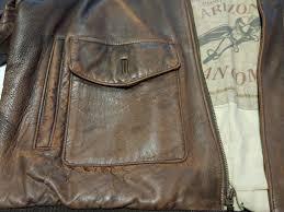 Leather <b>restoration</b> help - grandpa's WW2 <b>bomber jacket</b> ...