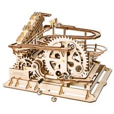 Shop Robotime creative wooden crafts difficult to assemble <b>three</b> ...