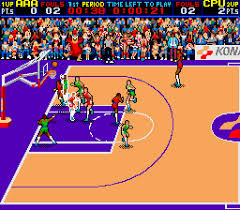 Double Dribble (Mame)
