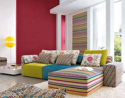 Small Living Room Color How To Decorate A Living Room More Cheerful