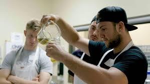 2017 DRWDC | Cooking Class | NHL.com