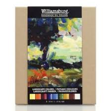 Williamsburg <b>Handmade Oil Color</b> Sets - Cheap Joe's Art Stuff