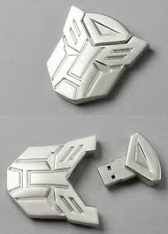 Transformer Autobot <b>Metal USB Flash Memory Drive</b> 32GB - Luca ...