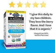 Garden of Life Dr. Formulated Probiotics Organic ... - Amazon.com