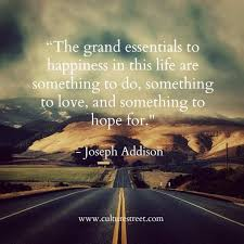 Culture Street | Quote of the Day from Joseph Addison via Relatably.com