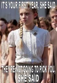 Funny Hunger Games on Pinterest | Hunger Games Humor, Catching ... via Relatably.com