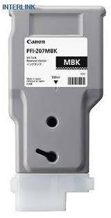 Купить <b>картридж Canon PFI-207MBK</b> (<b>8788B001</b>) | Интерлинк