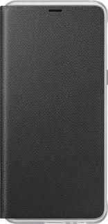 <b>Чехол</b>-<b>книжка Samsung Neon Flip</b> Cover для Galaxy A8 2018 black ...