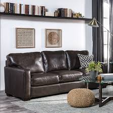 How to <b>Clean</b> a <b>Leather</b> Couch: Safe Tips for <b>Leather</b> Care | Living ...