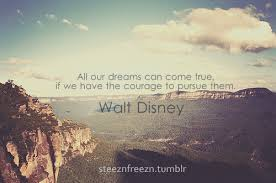 all-out-dreams-can-came-true-if-we-have-the-courage-to-pursue-them.jpg via Relatably.com