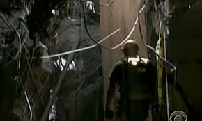 Ground Zero: Video footage shows devastation beneath World ...