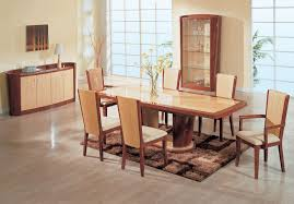 Keller Dining Room Furniture Dining Room Impressive Maple Wood Staining Expandable Round Dining