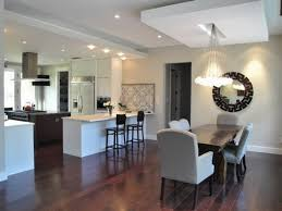 Kitchen Dining Room Designs Kitchen And Dining Room Design With Well 25 Open Plan Kitchen
