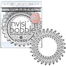 <b>invisibobble Power</b> Traceless Hair Ring, <b>Crystal Clear</b>: Amazon.ca ...
