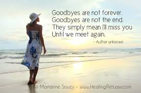 Goodbye Quotes Images and Pictures