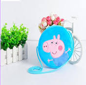 <b>Сумка</b> детская <b>Свинка</b> Пеппа HWPP046