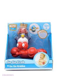 "<b>Игрушка</b> для ванны ""Краб"" <b>Toy Target</b> 2145902 в интернет ..."