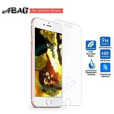 <b>Tempered Glass</b> for iPhone 6 6S Screen Protector for iPhone 7 Plus ...
