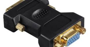 <b>HAMA</b> VGA <b>DVi</b> Adaptor <b>DVI</b>