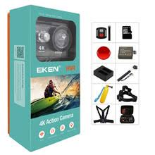 Оригинальная <b>Экшн</b>-<b>камера EKEN H9</b>/H9R 4K <b>Ultra</b> HD 1080p ...