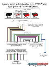ford explorer car stereo wiring diagram diagram 1993 ford ranger radio wiring diagram nilza net