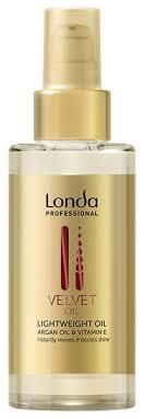 Londa Professional <b>VELVET OIL Масло</b> аргановое для <b>волос</b> без ...