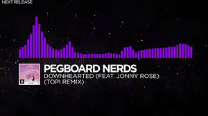 Pegboard Nerds - Downhearted (Topi Remix) : Monstercat via Relatably.com