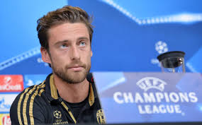 The 31-year old son of father Stefano Marchisio and mother Anna Zimmardi, 179 cm tall Claudio Marchisio in 2017 photo