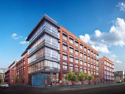 kilroy realty has started construction of a new six storey brick and concrete office space in the soma district of san francisco us marking the companys build a office