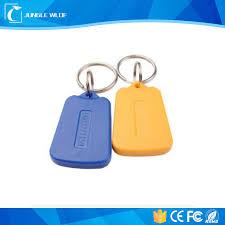China <b>125kHz</b> Custom <b>Smart RFID</b> Hotel Key Fob <b>Door Lock</b> with ...