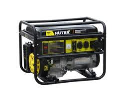 <b>Бензиновый генератор Huter DY9500L</b> 7,5 кВт - <b>HUTER</b> ...