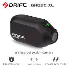 Водонепроницаемая <b>Экшн</b>-<b>камера Drift Ghost</b> XL, IPX7 ...