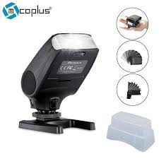 Mcoplus MCO320 TTL Speedlite for FujiFilm Hot Shoe Camera X T1 ...