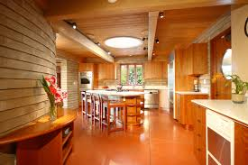 lloyd wright inspired home modern kitchen building a frank lloyd wright house th post in a series