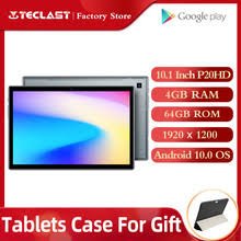 <b>Teclast P20HD 10.1inch</b> Tablets Android 10 Tablet PC 1920x1200 ...