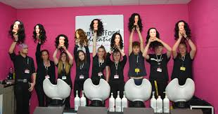 A <b>Great</b> Hair Day for New Students at <b>the Lee Stafford</b> Academy ...