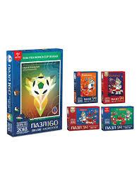 40% <b>2018 FIFA World Cup Russia</b>™ <b>Пазл</b> 160 эл. Постеры ...