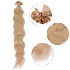 <b>neitsi</b> 20 50g lot curl wavy <b>pre bonded</b> u nail tip human hair ...