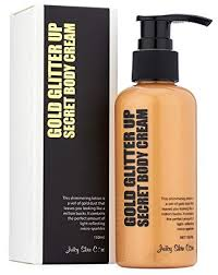 Gold Glitter up! Secret Body Cream - Gold Bond ... - Amazon.com