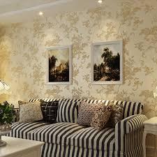 room elegant wallpaper bedroom: european pastoral d woven wallpaper embossed elegant off white bedroom living room tv backdrop
